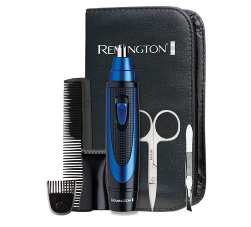Remington 3-in-1 trimmer nose ear kit 1