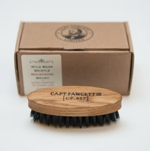 Load image into Gallery viewer, captain fawcett boar bristle moustache brush1