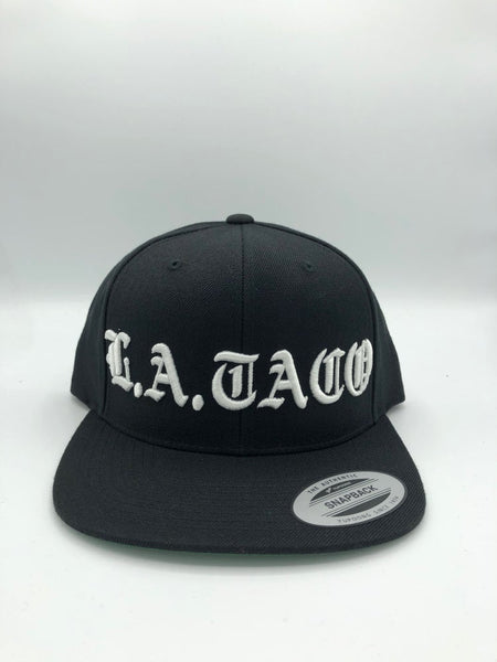 L.A. TACO Old English Hat