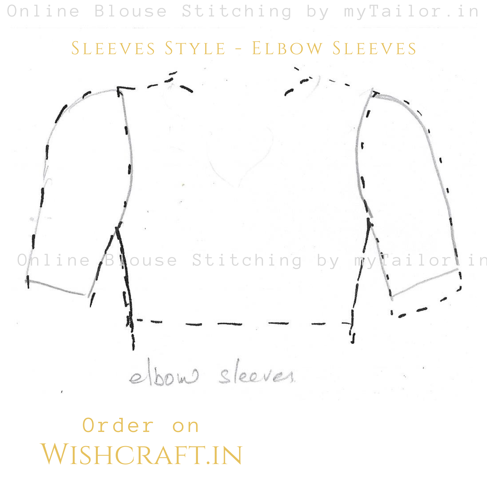 Blouse Stitching Online - Daily wear Casual Blouses