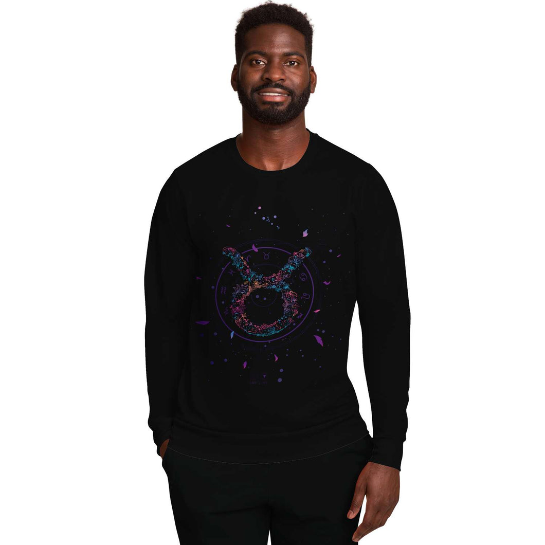 Personalized Men Taurus Sweatshirt