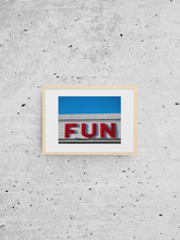 "Load image into Gallery viewer, ""Fun"" - Ultra Premium Inkjet Print"