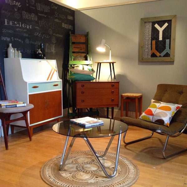 Nina's Apartment mid century vintage furniture shop