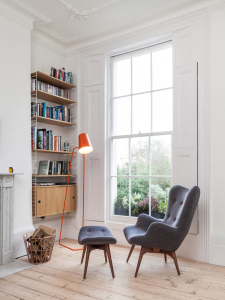 Midcentury Modern Furniture In A Victorian House Styling Tips Nina S Apartment