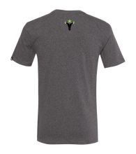 Load image into Gallery viewer, Houston Outlaws Hangul Performance Short Sleeve T-Shirt - Grey