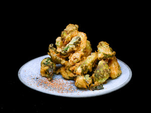 Brussels Sprout Tempura