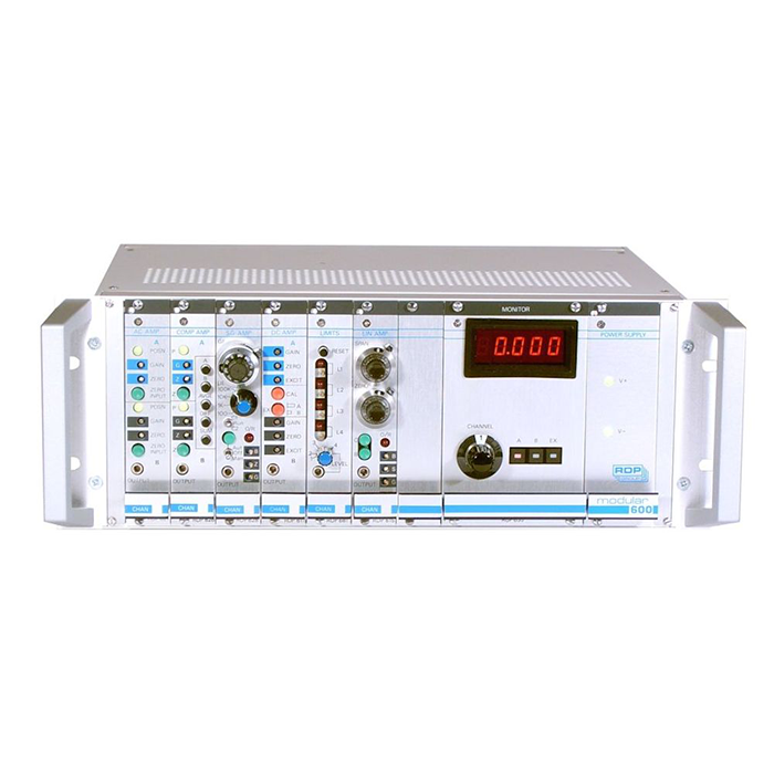 Modular 600 Multi-Channel Signal Conditioning System