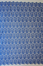 Load image into Gallery viewer, Royal Blue Guipure Lace - Reese