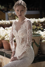 Load image into Gallery viewer, Ivory Corded Lace - Yolanda