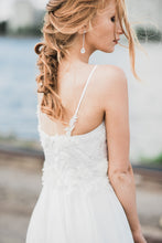 Load image into Gallery viewer, Ivory Beaded Lace - Bridget