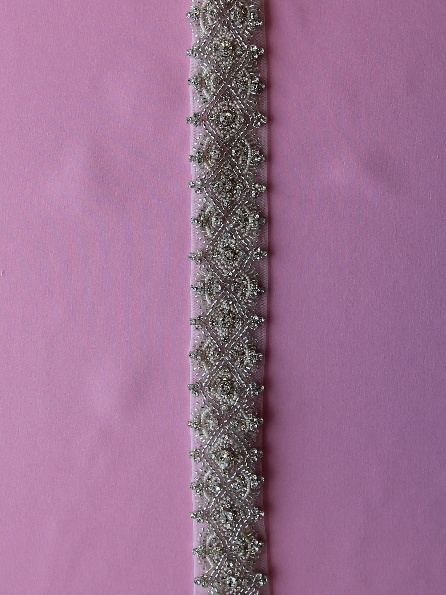 Crystal Dress Trim - Solario