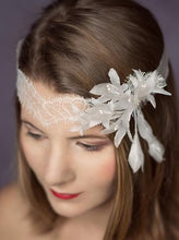 Load image into Gallery viewer, Ivory Chantilly Lace Trim - Darcey