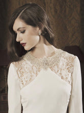 Load image into Gallery viewer, Ivory Guipure Lace - Emma