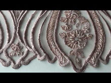 Load and play video in Gallery viewer, Blush Beaded Lace - Lorna