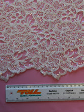 Load image into Gallery viewer, Ivory Beaded Embroidery Lace - Ramona