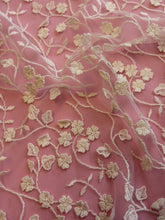 Load image into Gallery viewer, Ivory Embroidered Lace - Adebola