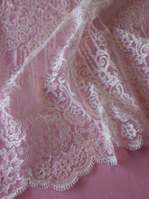 Load image into Gallery viewer, Ivory Embroidered Lace - Colette
