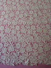 Load image into Gallery viewer, Ivory Guipure Lace - Miracle