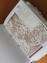 Load image into Gallery viewer, Sample Book - Lace (Customer's own Choice)