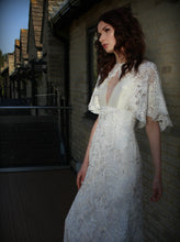 Load image into Gallery viewer, Ivory Beaded Lace - Miriam