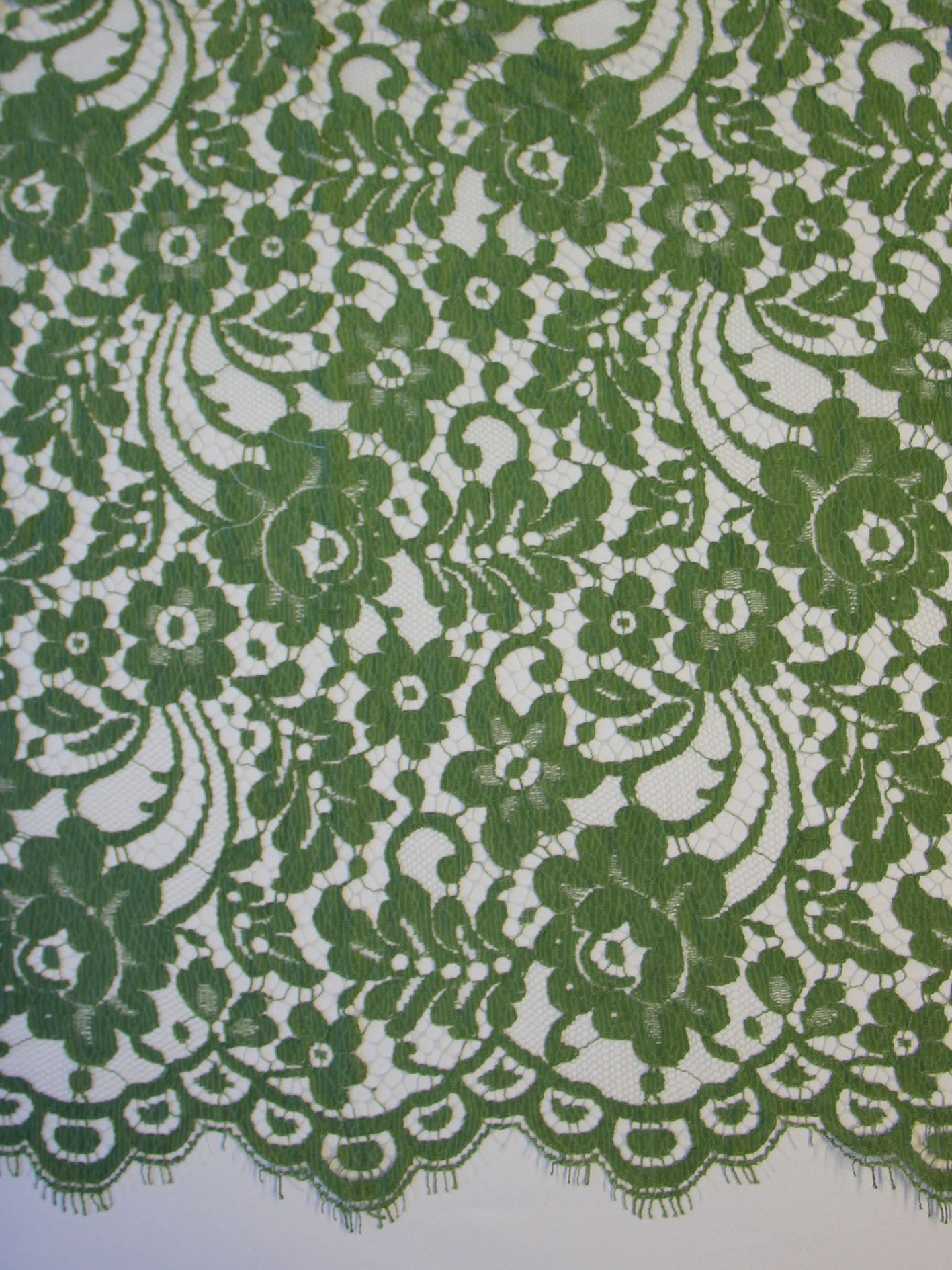 Sage Green Lace - Jemima