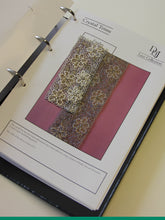 Load image into Gallery viewer, Sample Book - Lace & Feather Trims Volume 3