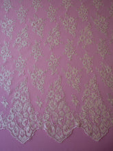 Load image into Gallery viewer, Ivory Chantilly Lace - Wendy