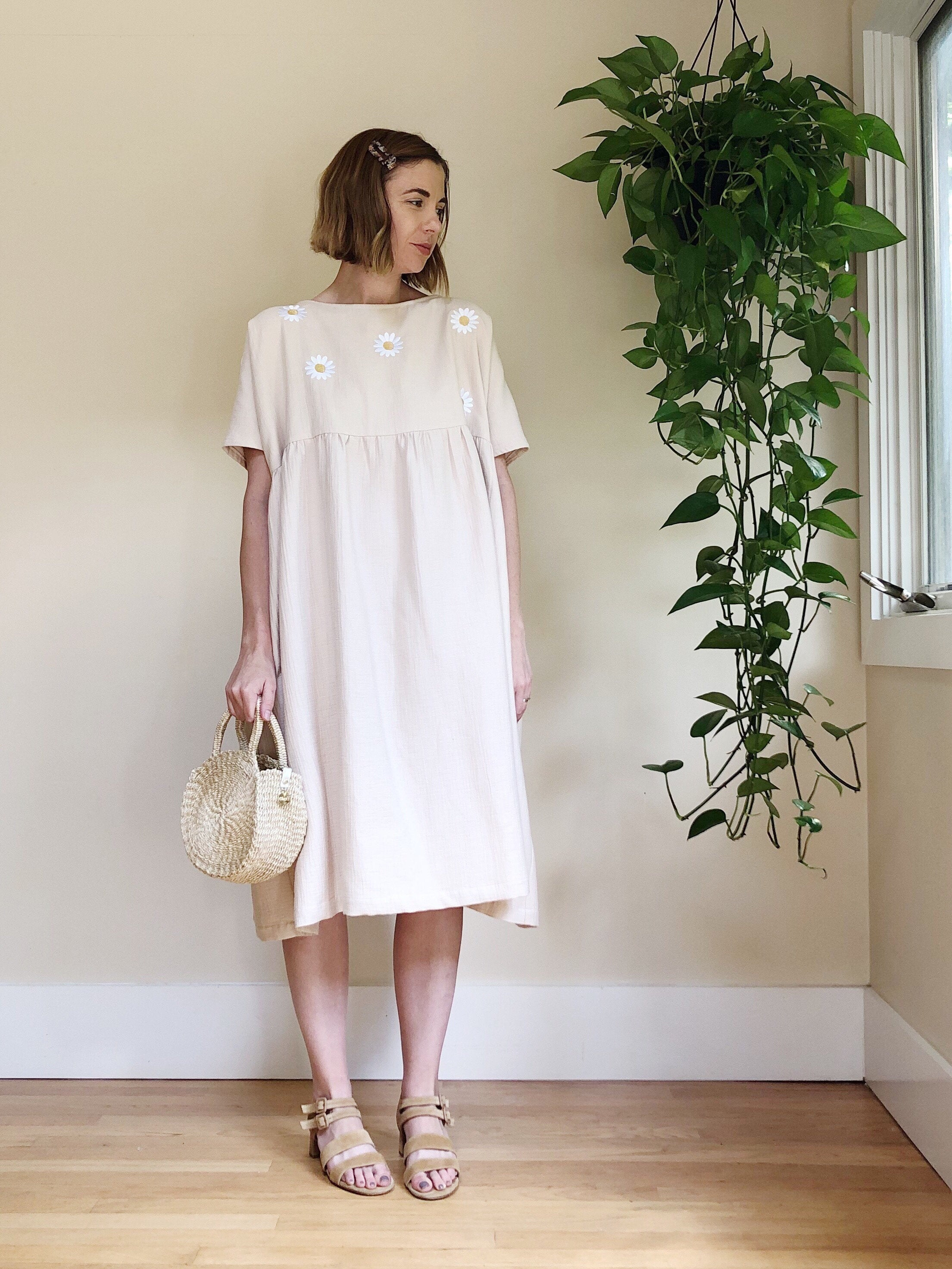 Cécilia Daisy Dress