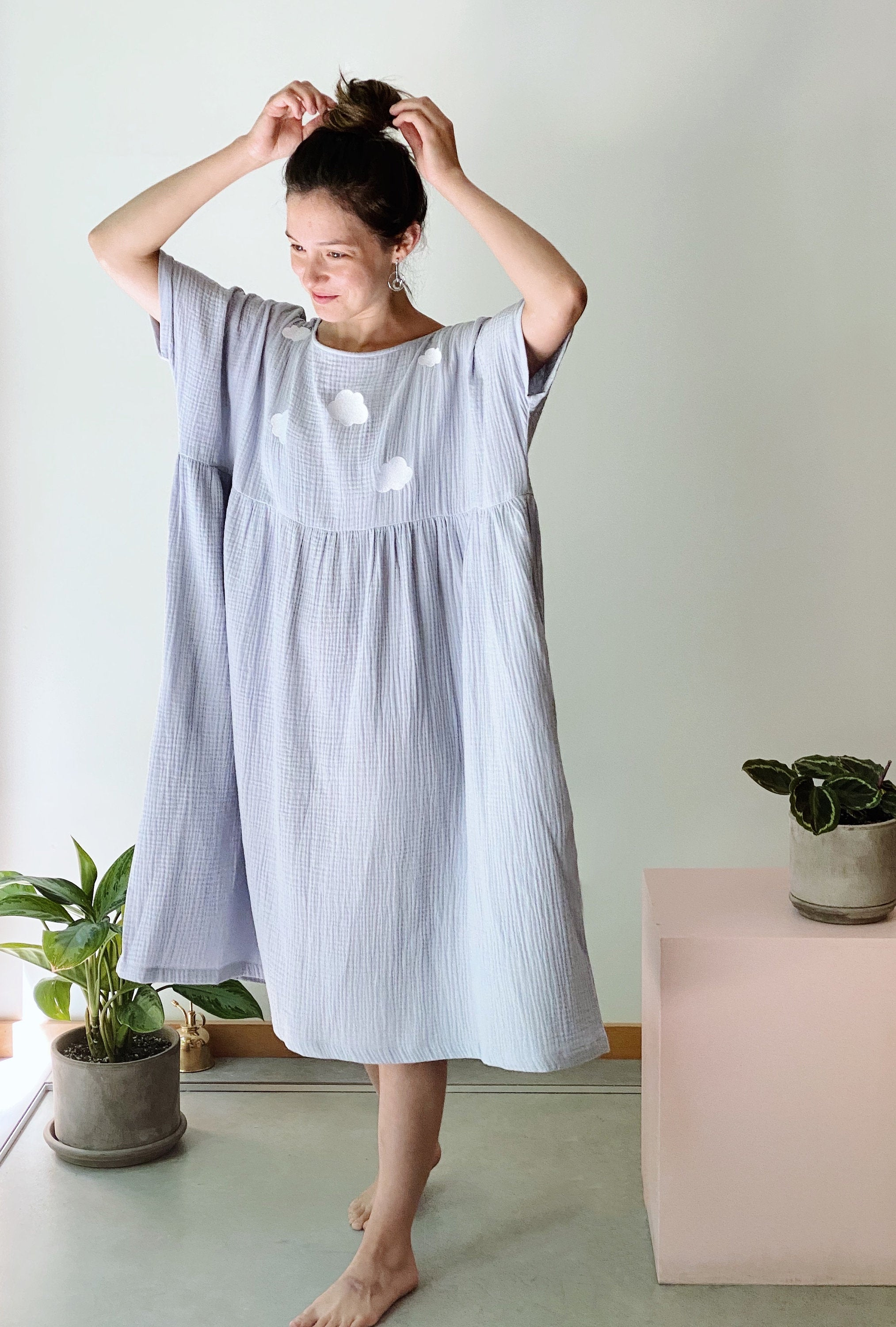 Cécilia Cloud Dress