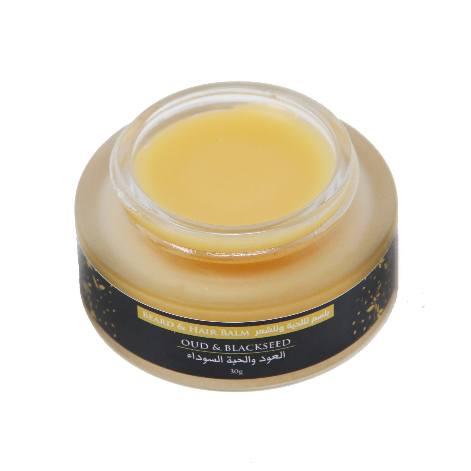 Oud and Blackseed Beard Balm - 30g
