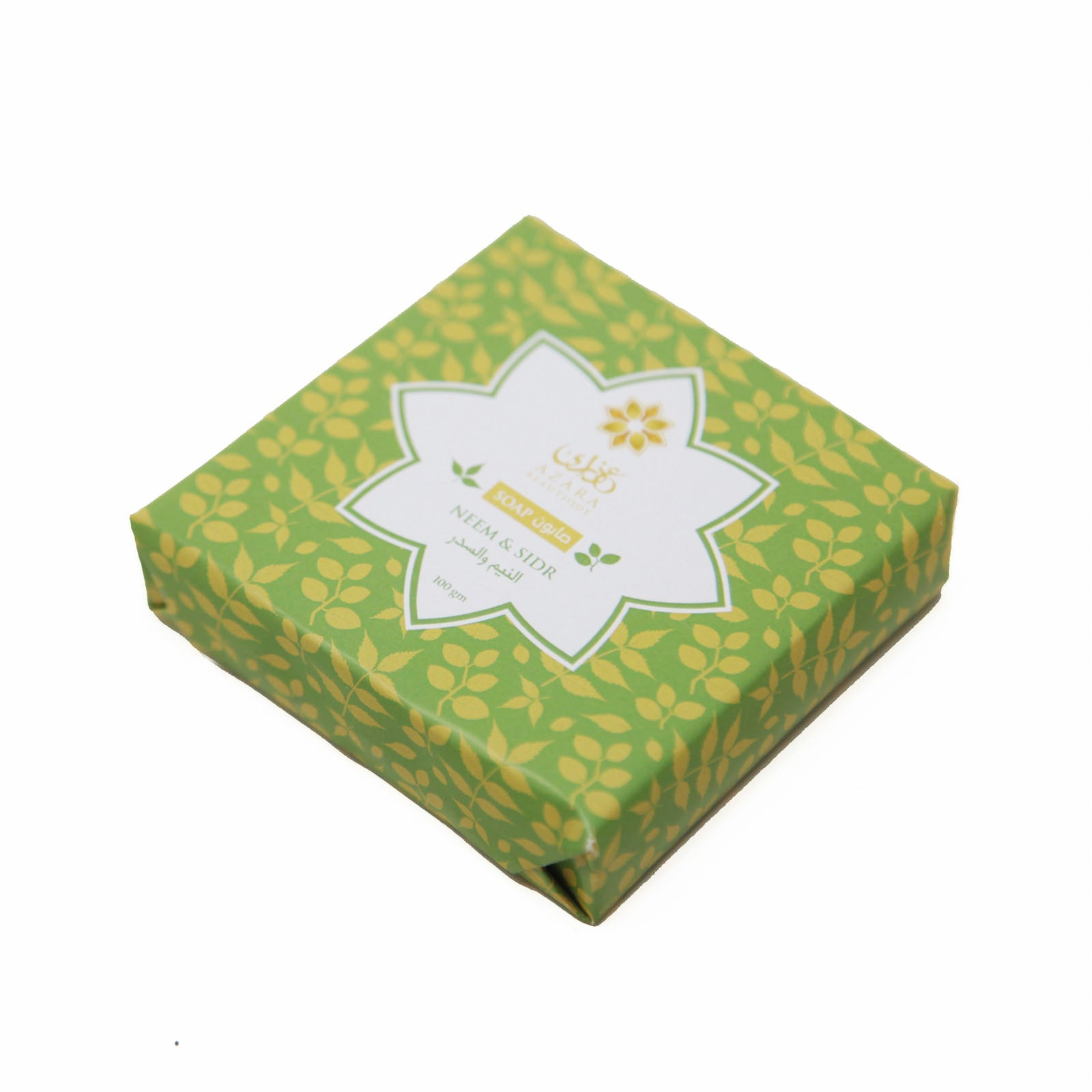 Neem and Sidr Soap