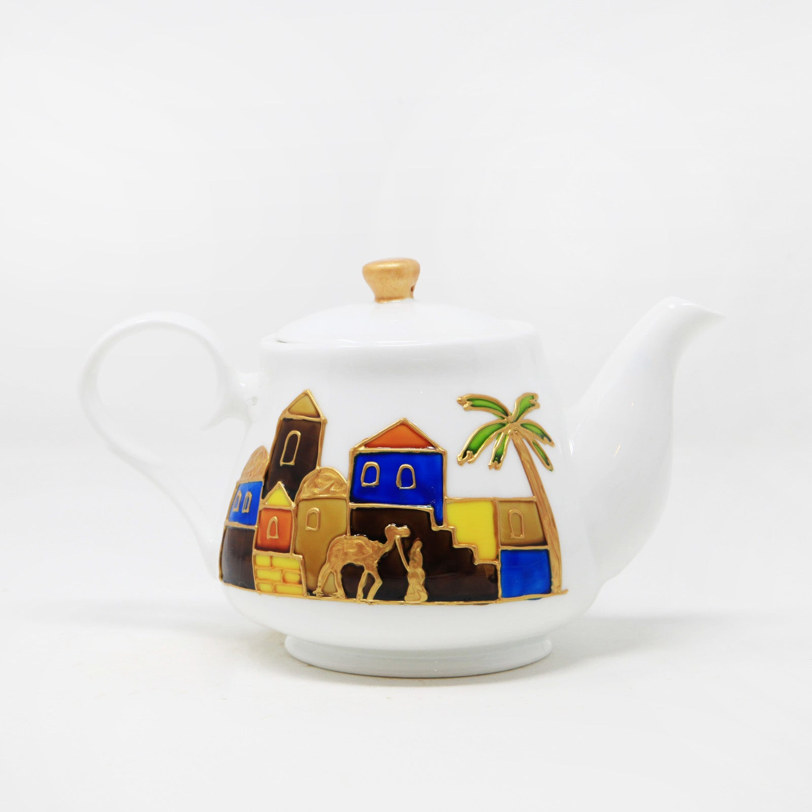 Arabian Tea Pot