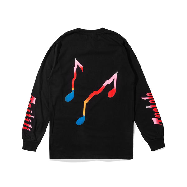 Infinity guitars black L/S