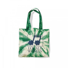 Load image into Gallery viewer, Wild Honey Totebag Green