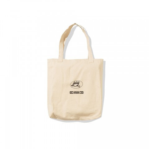 City Grrrl White Totebag