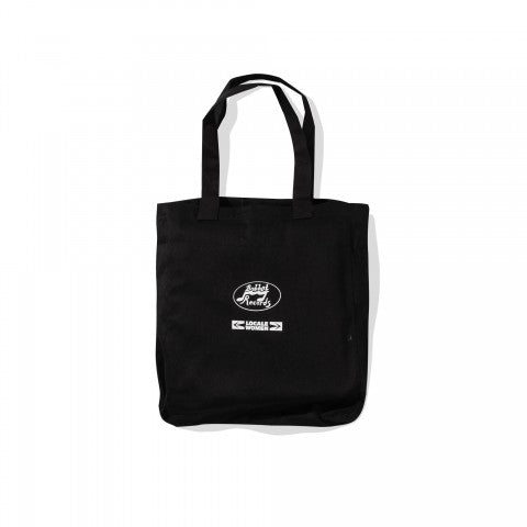 City Grrrl Black Totebag