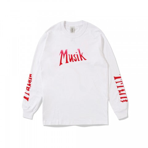 Infinity Guitars White L/S