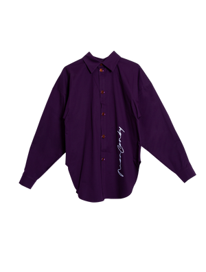 Signature Overshirt