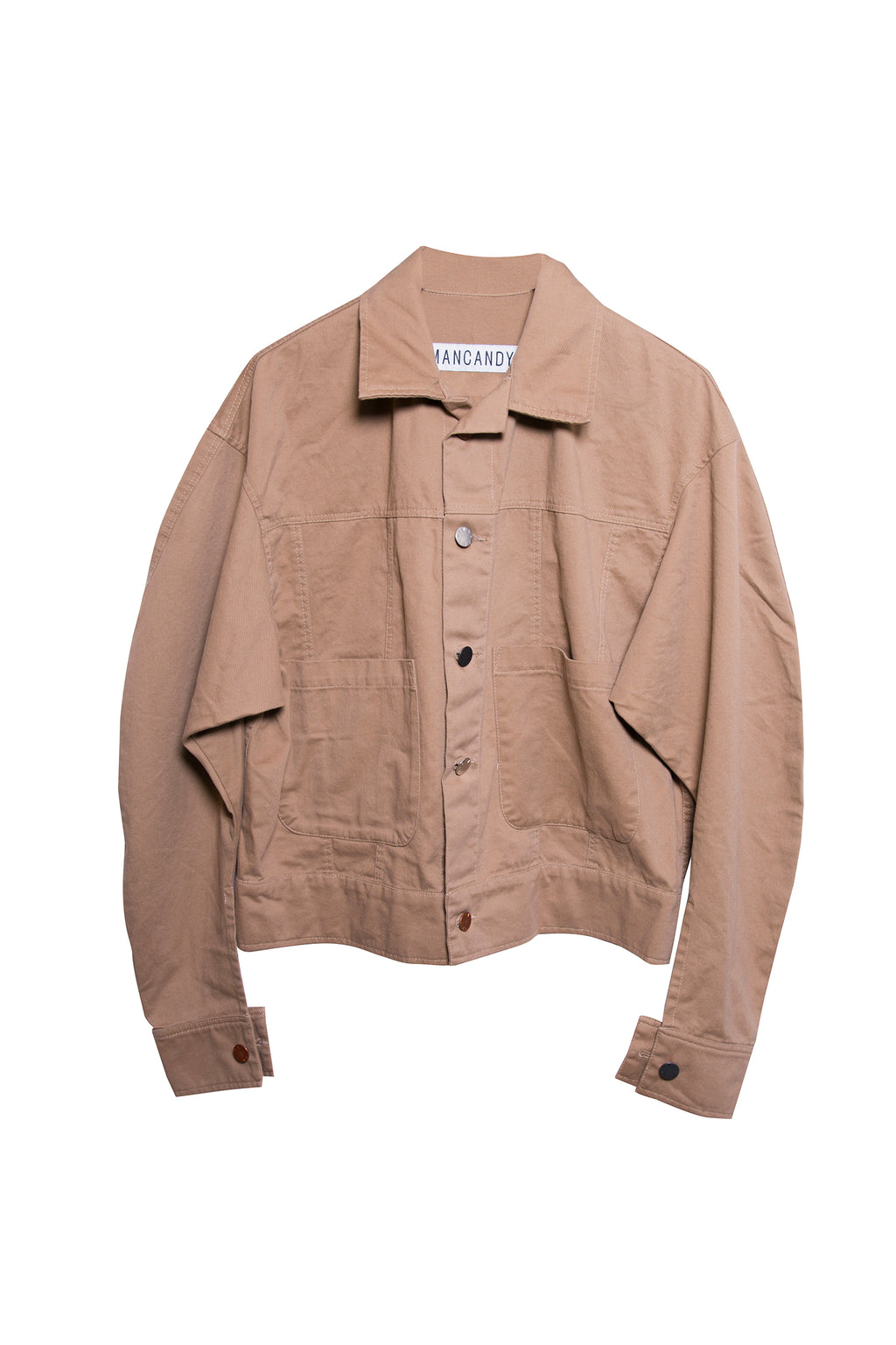 Tobacco Light Jacket
