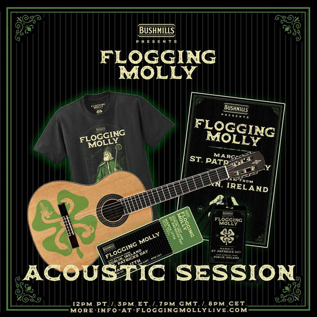 Flogging-Molly-Acoustic-Session