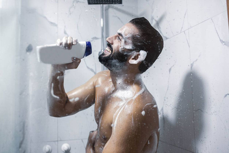 shampoing barbe