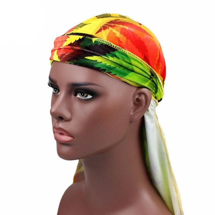 "Durag en velours ""Mary jane"" - COUPE DE CHEVEUX HOMME"