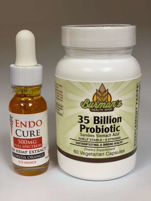CBD Digestion Stack