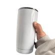 20 oz Round Sublimation Tumbler W/Straw | Jersey Blanks & More™