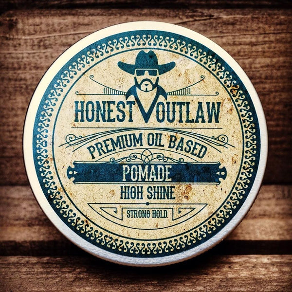 Premium Pomade 100ml ⎪Honest Outlaw