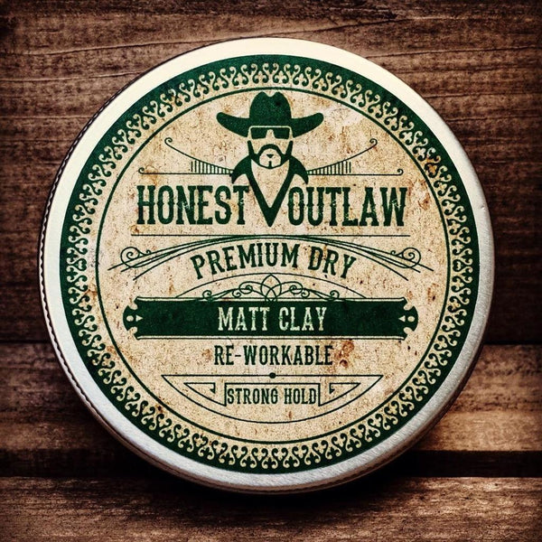 Premium hiusvaha 100ml ⎪Honest Outlaw