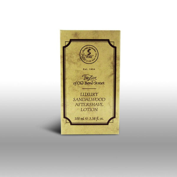 Sandalwood aftershave lotion ⎪Taylor Of Old Bond Street