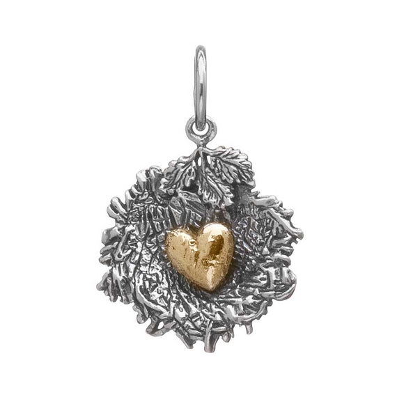 Waxing Poetic Bundled by Love Nest Charm - 1 heart