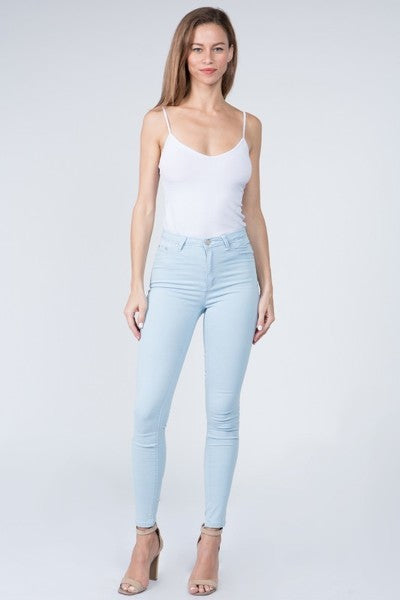 Magical Light Wash Jeans