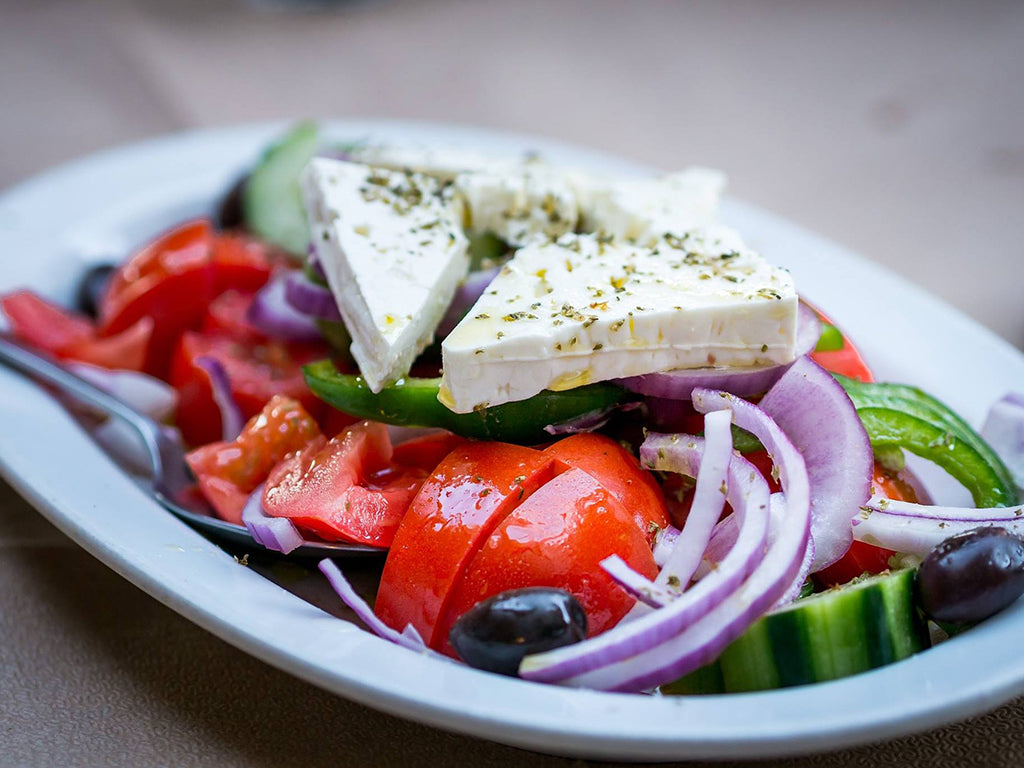Greek Salad - Cold